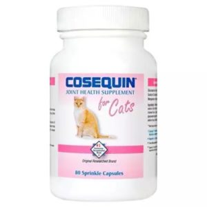 Nutramax Cosequin Sprinkle Capsules for Cats Review