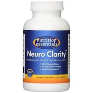 #1 Brain Function Booster Nootropic – Super Ginkgo Biloba complex with St John's Wort & Bacopin Review