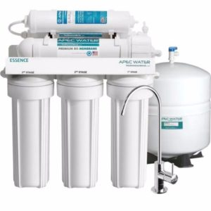 APEC Top Tier Alkaline Mineral Ph+ Reverse Osmosis Drinking Water Filter System Review