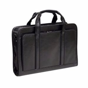 Bellino Simple Leather Executive Soft Briefcase Bag Review