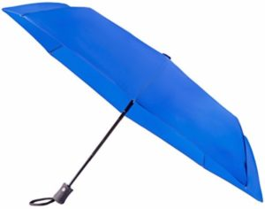 Crown Coast 60 MPH Windproof Compact Travel Umbrella Review