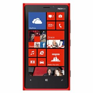 Nokia Lumia 920 32GB Unlocked GSM 4G LTE Windows 8 Smartphone Red Review