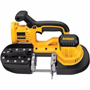 DEWALT Bare-Tool DCS370B 18-Volt Cordless Band Saw Review