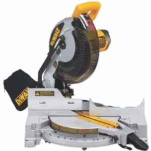 DEWALT DW713 15 Amp 10-Inch Compound Miter Saw Review