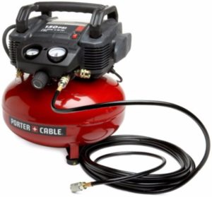 PORTER-CABLE C2002-WK Oil-Free UMC Pancake Compressor Review
