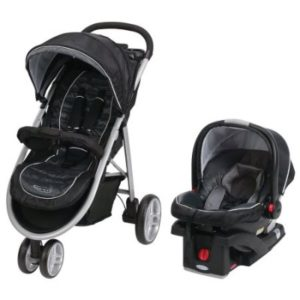 Graco Aire3 Gotham Click Connect Travel System Review