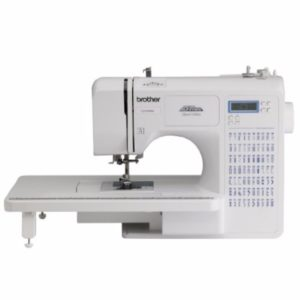 Brother CE7070PRW Project Runway 70-Stitch Computerized Sewing Machine Review