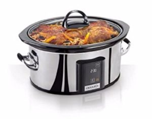 Crock-Pot 6.5-Quart Programmable Touchscreen Slow Cooker Review