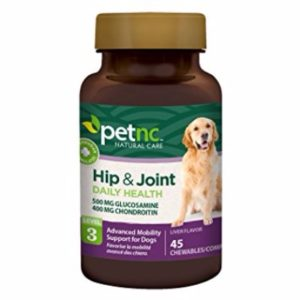 PetNC Natural Care Hip and Joint for dogs Review