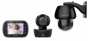 Motorola MBP360-B Indoor/Outdoor Remote Wireless Baby Monitor Review