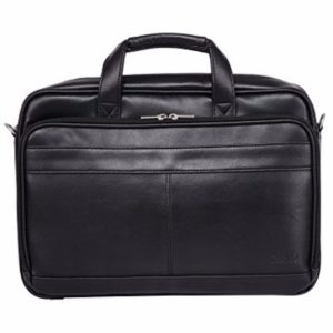 Ronts Men's Soft PU Leather Professional Tote Briefcase Review
