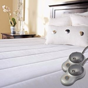Sunbeam Quilted Polyester Heated Mattress Pad with EasySet Pro Controller Review