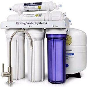 iSpring RCC7 5-Stage Residential Under-Sink Reverse Osmosis Water Filter System Review