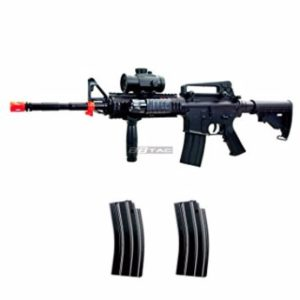 BBTac M83 Airsoft Gun Full Auto Electric Power LPEG Airsoft Gun 250 Fps Review