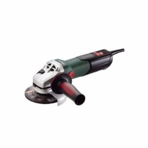 Metabo WEV15-125 HT 13.5 Amp Angle Grinder with Electronics and High Torque Review