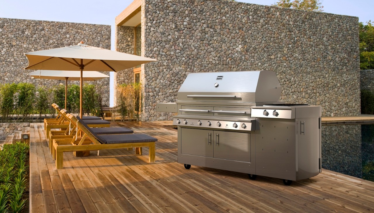 Top 5 Propane Gas Grills with Wheels in 2018