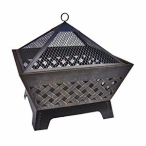 Landmann 25282 Barrone Fire Pit with Cove Review