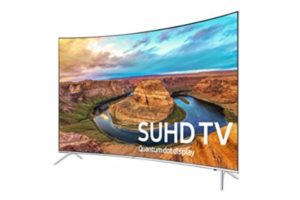 Samsung UN55KS8500 Curved 55-Inch 4K Ultra HD Smart LED TV Review