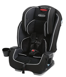 Graco Milestone 3 in 1 Convertible Car Seat   Infant to Toddler Car Seat, Black